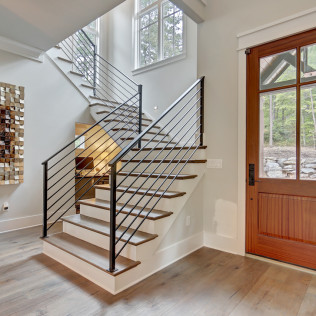 Foyer | Stairs